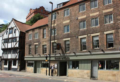 These buildings in the Close near Newcastle's Quayside would have been familiar to Ralph Carr Photo: David Simpson