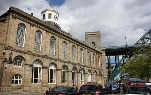 The Guildhall, Sandhill, Newcastle upon Tyne. Photo: David Simpson